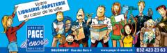 Page d'Encre